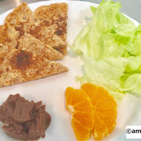 カムートパンケーキ