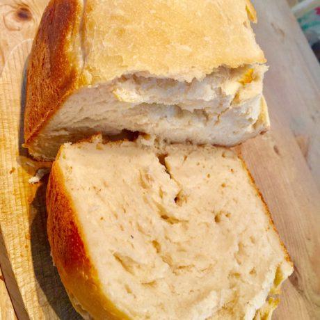 ホームベーカリー カムート 食パン